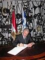 Συμμετοχή του ΥΠΕΞ Δ. Αβραμόπουλου στη Σύνοδο ΥΠΕΞ ΕΕ-ΑΣ και στη συνάντηση της Ομάδας Δράσης ΕΕ-Αιγύπτου (12-14 11 2012) (8181975961).jpg