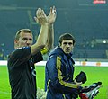Александр Горяинов и Игорь Бажан (3980015590).jpg