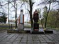 Братська могила воїнів Радянської Армії, які загинули в роки Великої Вітчизняної війни, Шпитьки.JPG