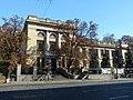 Бібліотека міська публічна (Парламентська), Грушевського вул. 1.JPG