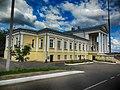 Валожын, флігель палаца Тышкевічаў.JPG