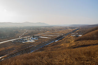 Shkotovsky District District in Primorsky Krai, Russia