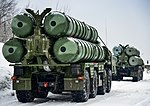 Заступление на боевое дежурство ЗРК С-400 «Триумф» в Солнечногорске 14.jpg