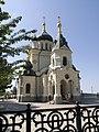 Крым, Форос - Церковь Воскресения Христова 18.jpg