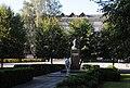 Пам'ятник В. Г. Короленку, Майдан Короленка, м. Житомир.JPG