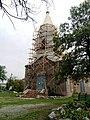 Реконструкція храма в с. Благовіщенка Більмацького району Запорізької обл.jpg