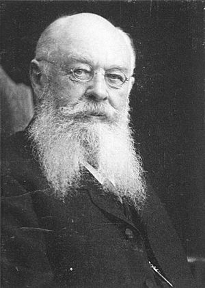 Richard Andree - Andree, about 1900