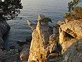 Склон скалы Панеа. Симеиз. Крым. Сентябрь 2012 - panoramio.jpg