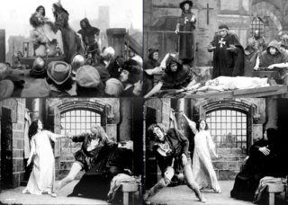 <i>The Hunchback of Notre Dame</i> (1911 film) 1911 film by Albert Capellani