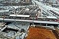 Строительство станции метро «Нижегородская» Некрасовской линии (декабрь 2018) 10.jpg