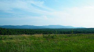 Amur Meadow Steppe Ecoregion (WWF)