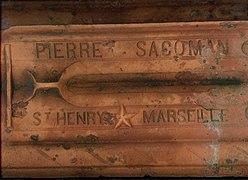 Черепиця марселька знайдена в Маріуполі