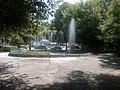 Շատրվան Գյումրիի Ֆլամինգոյի այգում 08.jpg