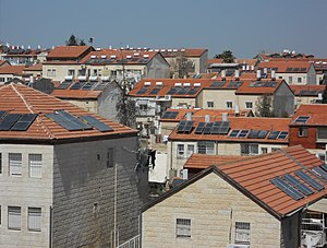 Beit Yisrael - Beit Yisrael quarter