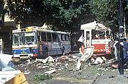 פיגוע באוטובוס קו 5 בתל-אביב