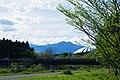 七北田公園から望む泉ヶ岳 Mt. Izumi-gatake from Nanakita Park - panoramio.jpg