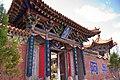 五寨县南禅寺正门——2012-04-29 - panoramio.jpg