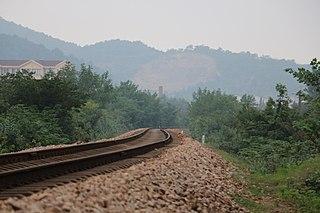 Xinyi–Changxing railway