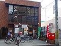 枚方牧野駅前郵便局 Hirakata-Makino-ekimae Post Office 2012.12.17 - panoramio.jpg