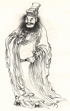 Islam during the Ming dynasty - Hu Dahai was a Chinese Muslim general of the Hongwu Emperor.