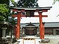落杣神社・御霊神社 五條市黒駒町 Ochisoma-jinja and Goryō-jinja 2012.6.11 - panoramio.jpg