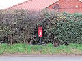 -2020-11-21 Post box, Church Street, Gimingham.JPG