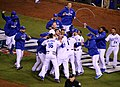 -WorldSeries Game 1- Royals celebrate (22469135468).jpg