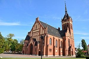 Kędzierzyn-Koźle - Church of St. Nicholas