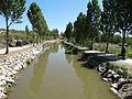 01 Valladolid Fuentes de Duero Canal del Duero Ni.JPG