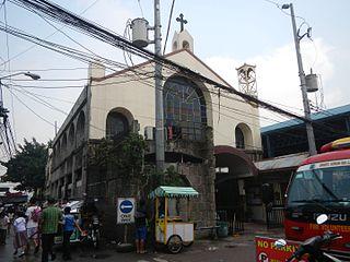 Krus na Ligas Barangay in National Capital Region, Philippines