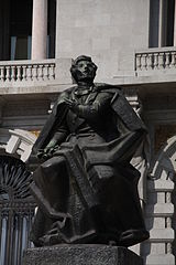 Almeida-Garrett-Denkmal