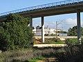 09-12-2016, Rua da Praia bridge over railway, Boliqueime (1).JPG