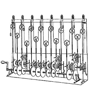 Tide-predicting machine - Thomson's design for the third tide-predicting machine, 1879-81