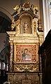 0 Autel-retable de St-Sébastien - Église St-Vaast à Hondschoote 2.JPG