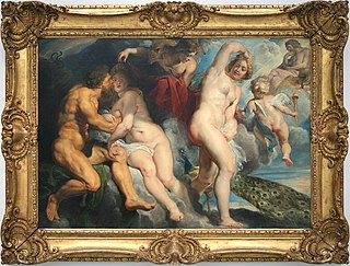 painting by Peter Paul Rubens