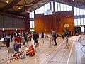 100 miles SDF 2020- inside the gymnasium of Vernet-les-Bains.jpg
