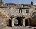 1095355-Kingsgate, the Church of St Swithun Upon Kingsgate.JPG