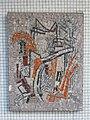 1100 Moritz Seeler-Gasse 2 Stg. 54 PAHO - Smaltenmosaik-Hauszeichen Abstrakte Komposition von Edda Mally IMG 7651.jpg