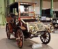 110 ans de l'automobile au Grand Palais - Arrol-Johnston 3 cylindres 20 CV limousine à toit démontable - 1904 - 001.jpg