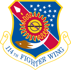 114th Fighter Wing - Image: 114th Fighter Wing