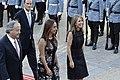 11 Marzo 2018, Ministra Cecilia Perez participa en la llegada del Prdte. Sebastian Piñera a La Moneda. (40046359064).jpg