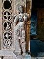 11th century Panchalingeshwara temples group, Kalyani Chalukya, Sedam Karnataka India - 13.jpg