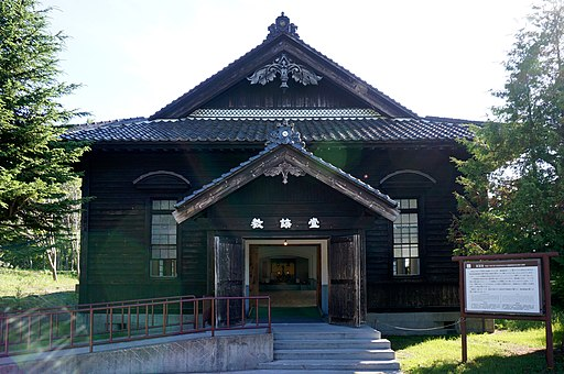 130713 Abashiri Prison Museum Abashiri Hokkaido Japan79s3