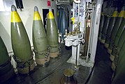 16-in Battleship Ammunition