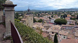 Malaucène Commune in Provence-Alpes-Côte dAzur, France
