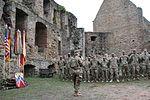 16th SB mass reenlistment at Burg Lichtenberg castle 160401-A-MB301-280.jpg