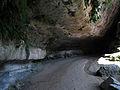 171 Balma rere el salt d'aigua del Tenes, Sant Miquel del Fai.JPG