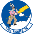 176th Fighter Squadron emblem.png