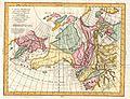 1772 Vaugondy - Diderot Map of Alaska, the Pacific Northwest ^ the Northwest Passage - Geographicus - DeFonte2-vaugondy-1768.jpg
