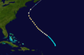 1891 Atlantic hurricane 6 track.png